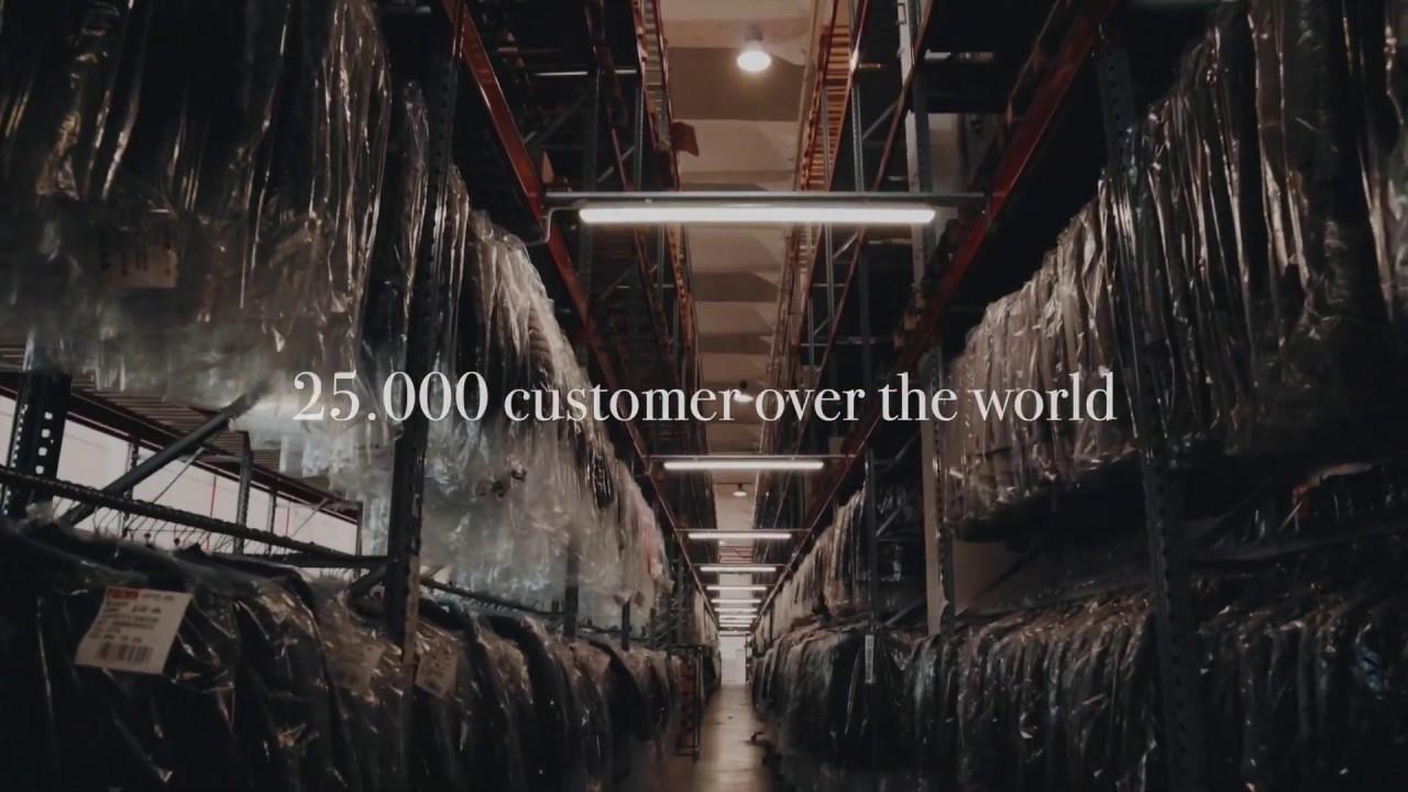 Designer branded stocklots, Italian wholesaler of designer