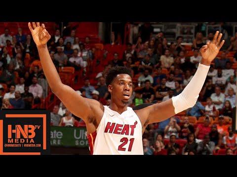 Miami Heat vs New York Knicks Full Game Highlights | 10.24.2018, NBA Season