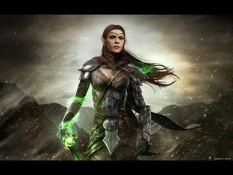 The Elder Scrolls Online - 20 Winged Twilight (Original Soundtrack 2014) (HD)