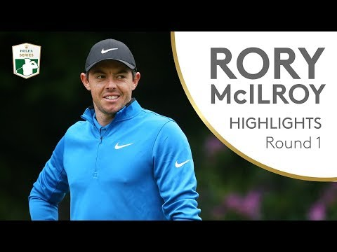 Rory McIlroy Highlights | Round 1 | 2018 BMW PGA Championship