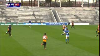 Oldham Athletic 2-1 Bradford City