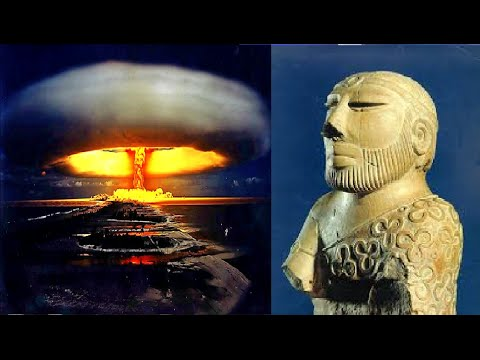 Mohenjo Daro Ancient City Destroyed By Atomic Bomb 4000 year Ago