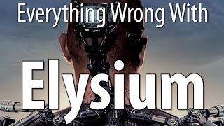 Everything Wrong With Elysium In 12 Minutes Or Less thumbnail