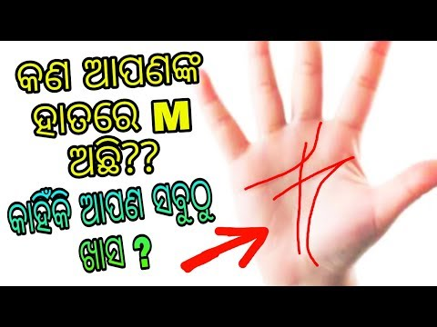 M Hand Sign on Palm   Astrology in ODIA   What Happens if letter M on Your Hand   wow google