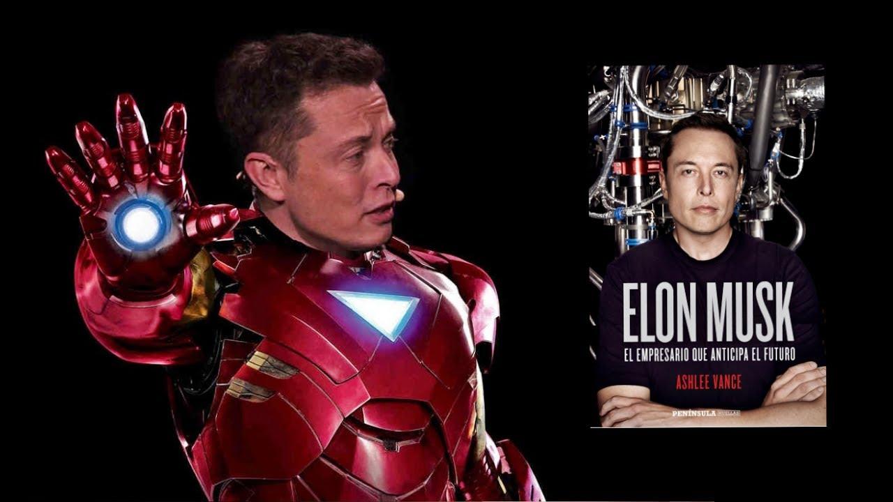 ELON MUSK, EL HOMBRE QUE ANTICIPA EL FUTURO - YouTube