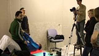 Дельфин - Фотографии со съёмок клипа Кокон