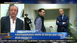 ESTO MARCARÁ un ANTES y un DESPUÉS entre Pedrerol y Cristóbal Soria