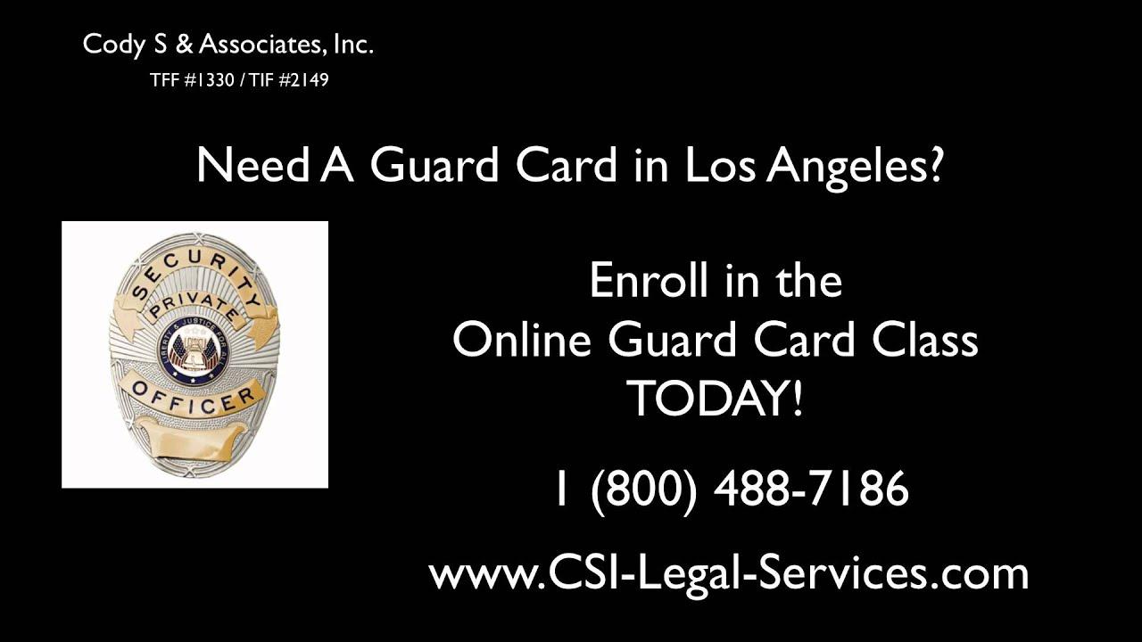 Bsis Guard Card Application Fee | Cardbk co