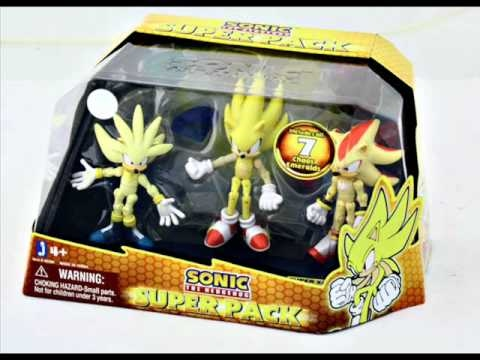 New Sonic Jazwares Figures Available Now At Toys R Us Youtube