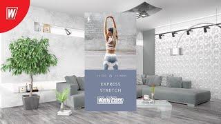 EXPRESS STRETCH с Алсу Вальковой 7 июня 2020 Онлайн тренировки World Class