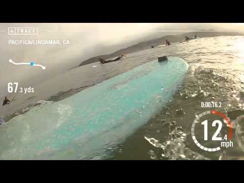 Trace: Surfing - Pat Ryan at Pacifica/Lindamar