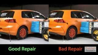 Repair Validation VW Golf MK7