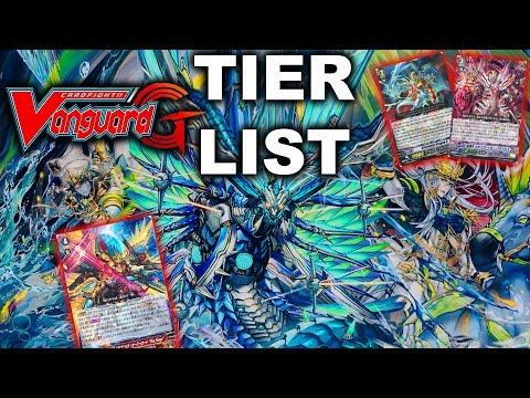 Vanguard Tier List (Post GBT13) Predictions