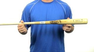 Louisville Slugger Adult Wood Fungo Bat: WBFN14-S3CNA