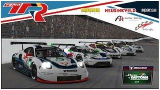 iRacing - 24H DAYTONA - PORSCHE RSR - TEAM-R SIM-RACING YELLOW