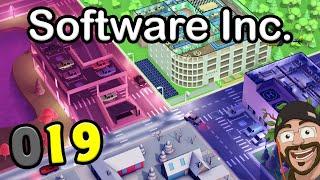 Die Wirtschaftslage zwergisch analysiert SOFTWARE INC Staffel 2 [019] Let's Play deutsch gameplay