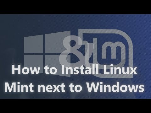 Tutorial | How To Install Linux Mint 19.2 Next To Windows Dualboot [EN]