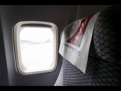 Nam Air B737-500 Winglets Flight Experience: IN9083 Palembang to Jakarta