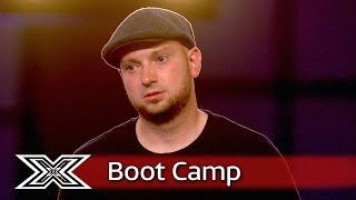 Can Ian Berry wow with Love Yourself? | Boot Camp | The X Factor UK 2016