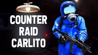 COUNTER RAIDER CARLITO - Living Off The Loot S3 #24 | Rust