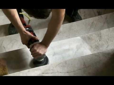Bekannte Steinglanz Natursteinsanierung-Marmor Schleifen-Terrazzo YV34