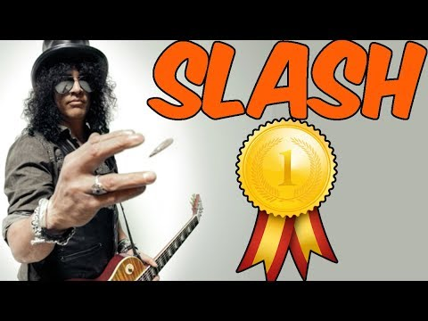 "Saul Hudson "" Slash "" Awards"