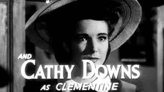 Моя дорогая Клементина (1946) - Трейлер. My Darling Clementine