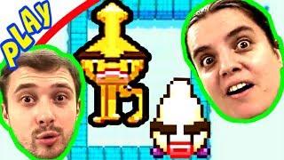 БолтушкА и ПРоХоДиМеЦ Застряли в МИРЕ МОРОЖЕНОГО! #37 Игра для Детей - Плохое Мороженое