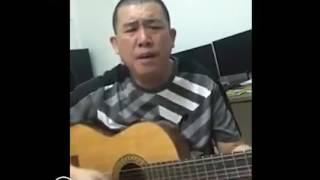 giã từ guitar bolero - danh hài nhật cường