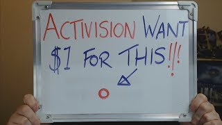 ACTIVISION Want to SELL YOU a RED DOT for $1 (No Seriously) !!
