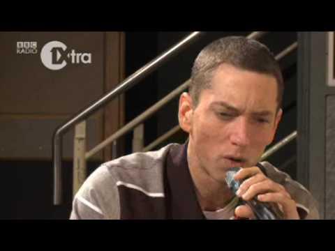 Eminem Talks About His Album Relapse & Detox