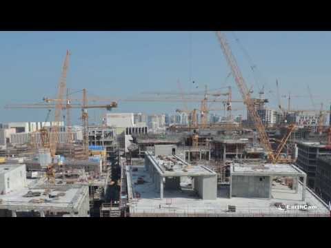 Msheireb Downtown Doha - Time Lapse (October 2016)