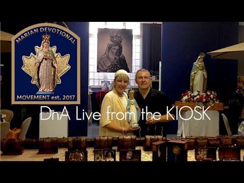DnA Live from the KIOSK EP3 David & Kirsten MacDonald