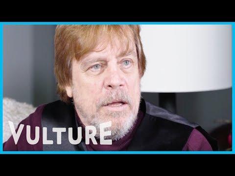 Mark Hamill Was Terrified To Play Luke Skywalker Again