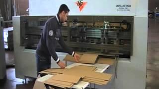 Станок для изготовления коробок из гофрокартона Modular от САПЕМИНВЕСТ(, 2015-09-26T16:59:19.000Z)