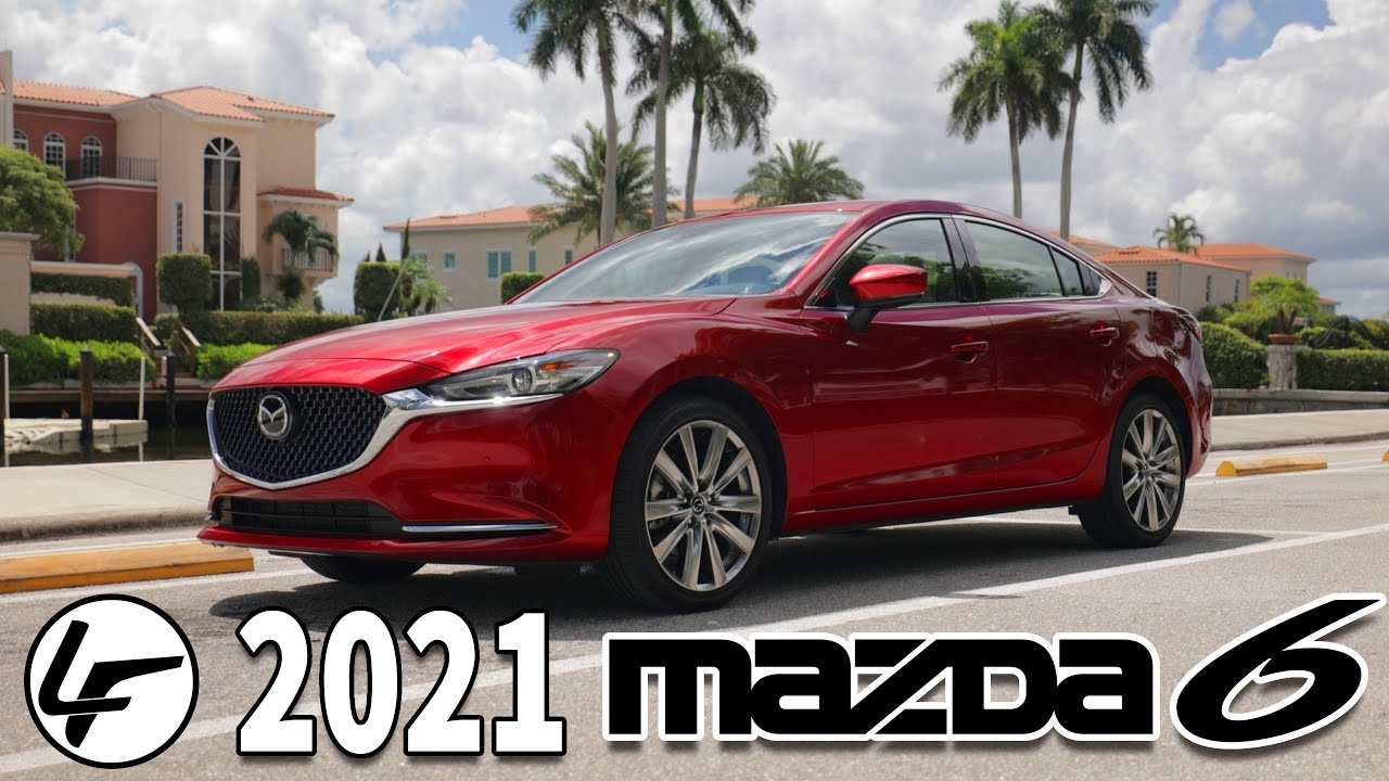 Laid to Rest - 2021 Mazda 6 Signature Review