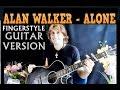Alone - Alan Walker (Fingerstyle Guitar) by André Luiz Chanel
