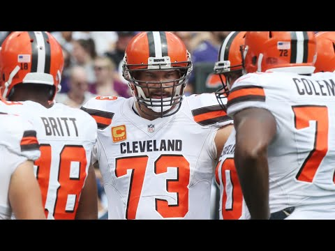 Joe Thomas on his future with the Browns after injury
