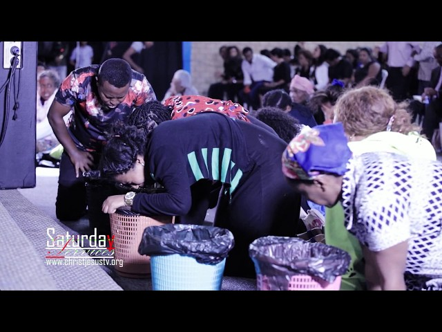 CJ TV Apostle Tamrat Tarekegn Amazing deliverance