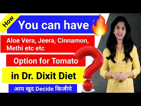 Dr Dixit Diet Morning Drinks | Dr Jagannath Dixit Weight loss diet Insulin Test in HINDI