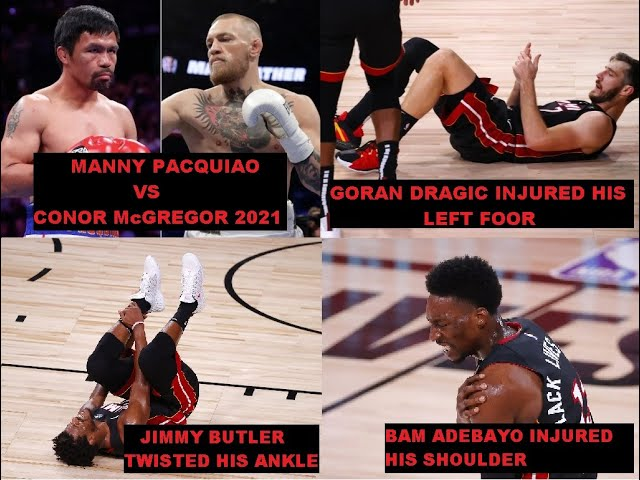 When Manny Pacquiao is trying to be Floyd Mayweather Jr.
