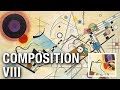 Composition VIII - Wassily Kandinsky   Reproduction Oil Painting on Canvas