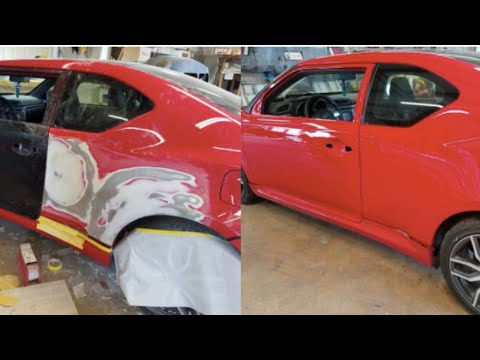 Causes Of Solvent Pop In Paint:  Auto Body Q&A 😞