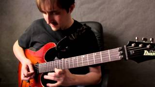 Metallica - Wherever I May Roam (Solo Cover by Vladimir Shevyakov)
