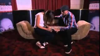 Channel Nine TV interviewer hypnotised during interview with Matt Hale