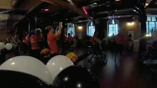 Cycle Music Style тренировка сайкл шоу программа фитнес клуб Champions