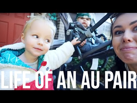 A Day In My Au Pair Life | AU PAIR IN USA