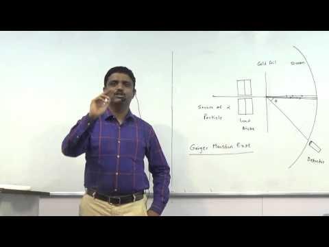 Atoms , molecules and nuclei HSC Physics Maharashtra Board,MHT CET std 12 , Lect 1
