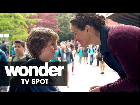 "Wonder (2017 Movie) Official TV Spot - ""Critics Rave"" – Julia Roberts, Owen Wilson"