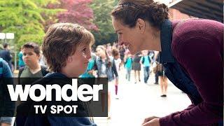 """Wonder (2017 Movie) Official TV Spot - """"Critics Rave"""" – Julia Roberts, Owen Wilson"""